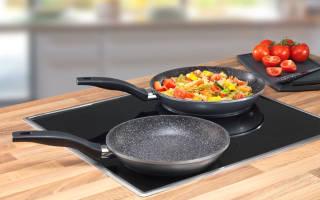 Гранитное покрытие сковороды что это такое?