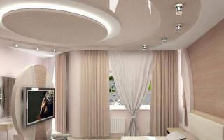 Покрытие для потолка в спальне