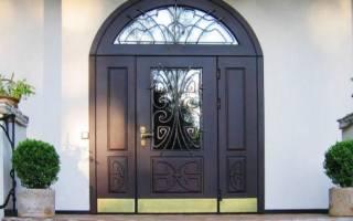 Как утеплить косяк входной металлической двери?