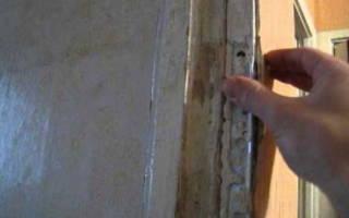 Как зашпаклевать деревянный пол?