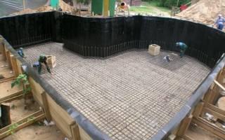 Гидроизоляция для цокольного этажа