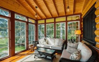 Как утеплить сени в деревенском доме?