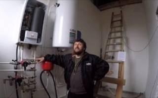 Как залить теплоноситель в закрытую систему отопления?