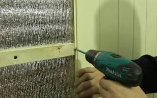 Как правильно установить пластиковые панели на стены?