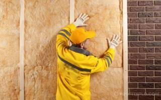 Как правильно утеплить стены кирпичного дома изнутри?