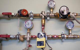 Как поднять давление в закрытой системе отопления?