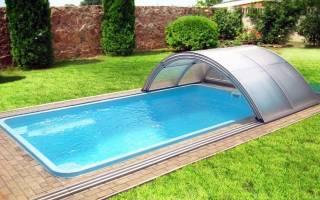 Как утеплить бассейн в земле?