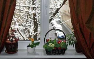 Как утеплить стекла окон на зиму?