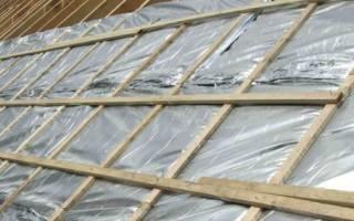 Как правильно укладывать гидроизоляцию на крышу?