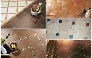 Как правильно положить керамическую плитку на пол?