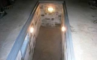 Как сделать вентиляцию в смотровой яме гаража?