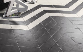 Как класть плитку керамогранит на пол?