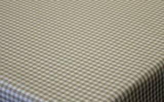 Набивная ткань с тефлоновым покрытием