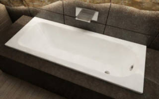 Как утеплить акриловую ванну?