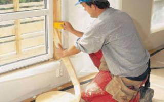 Как утеплить окна и двери на зиму?