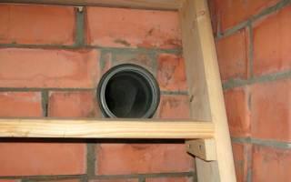 Вентиляция гаража с погребом и смотровой ямой