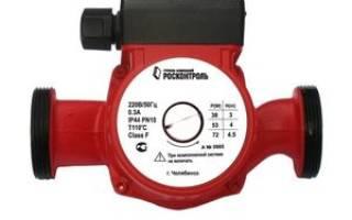 Куда поставить циркуляционный насос в системе отопления?