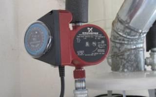 Как регулировать циркуляционный насос для отопления?