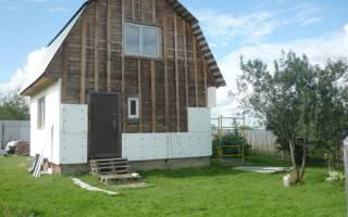 Можно ли утеплить деревянный дом пенополистиролом снаружи?